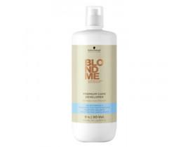 Oxidante Schwarzkopf Blondme Premium Care Developer 9% 30 volumes - 1000ml