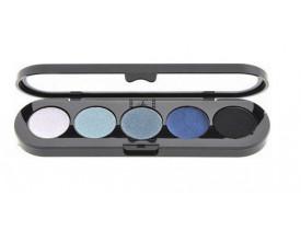 Paleta de Sombras T27 - Palette 5 Cores - Make Up Atelier Paris