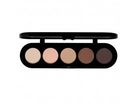 Paleta de Sombras T22 - Palette 5 Cores - Make Up Atelier Paris