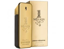 Perfume 1 Million EDT Masculino 100ml - Paco Rabanne