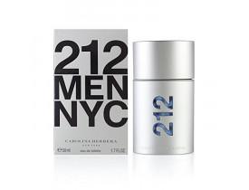 Perfume 212 Men NYC Masculino 50ml Carolina Herrera EDT