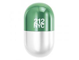 Perfume 212 NYC New York Pills Feminino 20ml Carolina Herrera EDT