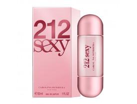 Perfume 212 Sexy Feminino 30ml - Carolina Herrera