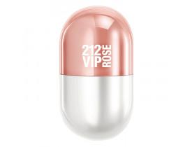 Perfume 212 Vip Rosé New York Pills Feminino 20ml Carolina Herrera EDT