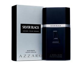 Perfume Azzaro Siver Black EDT Masculino 100ml