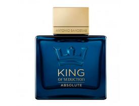 Perfume King Of Seduction Absolute EDT 100ML - Antonio Banderas