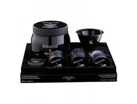 Kit Kérastase Chronologiste Ritual Pérolas de Mimétique Caviar (18 Produtos)