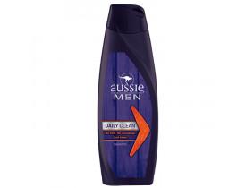 Shampoo Aussie Men Daily Clean - 400ml