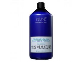 Shampoo Keune 1922 By J. M. Keune Purifying 1000ml