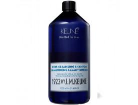 Shampoo Keune 1922 Deep-Cleansing 1000ml