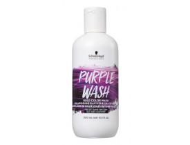 Shampoo Tonalizante Schwarzkopf Professional Bold Color Wash Roxo 300ml