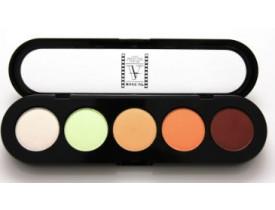 Paleta de Sombras T06 - Palette 5 Cores - Make Up Atelier Paris