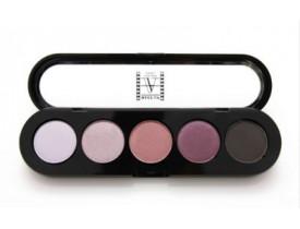Paleta de Sombras T10 - Palette 5 Cores - Make Up Atelier Paris