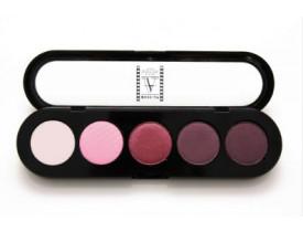 Paleta de Sombras T16 - Palette 5 Cores - Make Up Atelier Paris