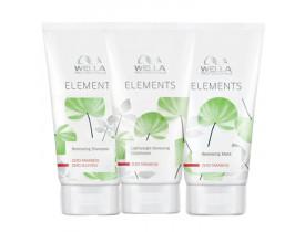 Wella Professionals Elements Trio Mini Kit Viagem ( 3 Produtos)