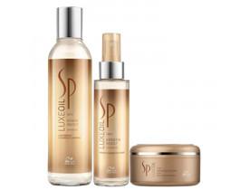 Wella SP Luxe Oil Kit (3 Produtos)